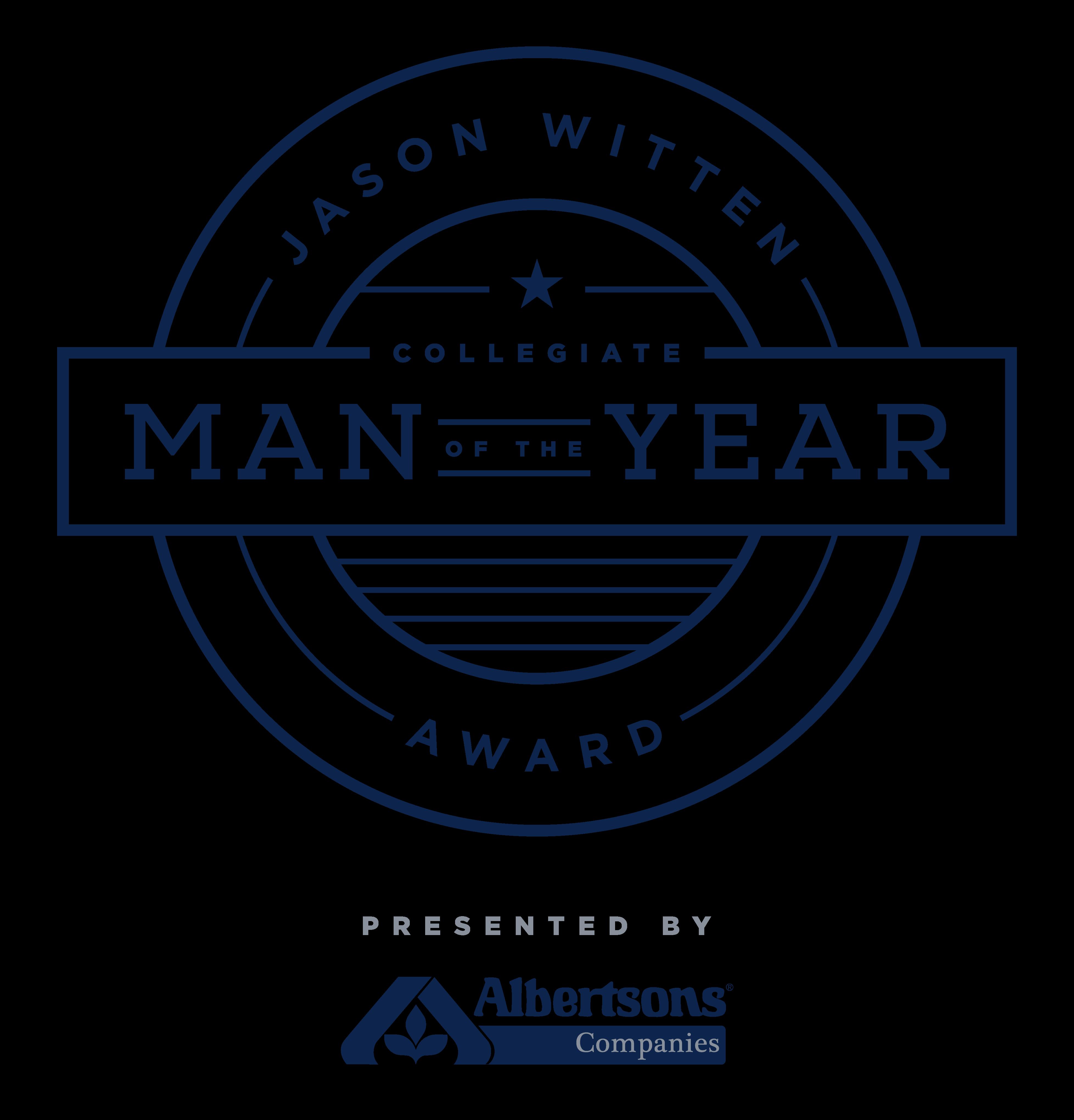 jason witten collegiate man of the year award jason witten 82